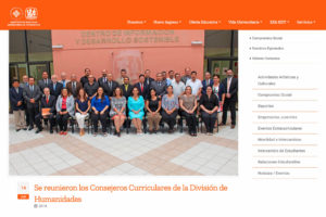 Nombramiento Consejera Curricular IEST-ANAHUAC