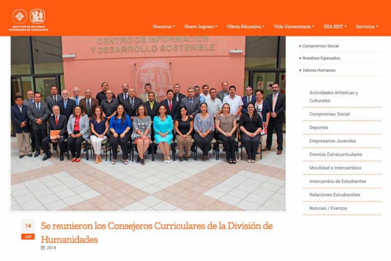 Nombramiento Consejo Curricular Lilián Féres IEST-ANAHUAC Lic. en Diseño Gráfico