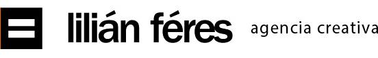 Logotipo Lilian Feres Agencia Creativa