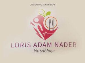 Logotipo Anterior Loris Adam