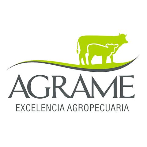 Diseño de Logotipo Agropecuario Agrame - Lilian Feres Agencia Creativa