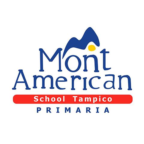 Diseño de Logotipo Colegio MontAmerican School Tampico
