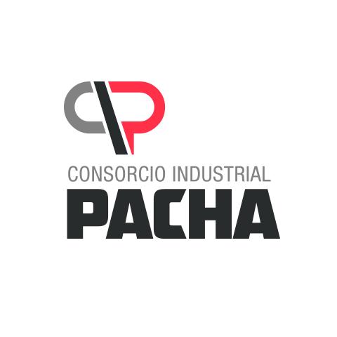 Diseño de Logotipo Constructora Consorcio Industrial Pacha