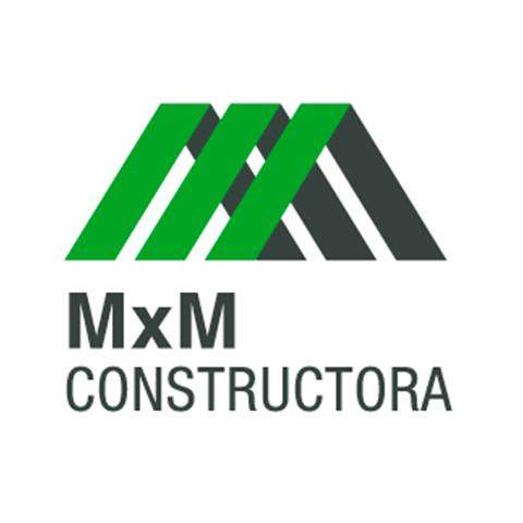 Diseño de Logotipo Constructora San Luis Potosi MxM Constructora