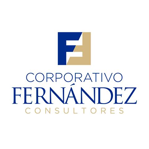 Diseño de Logotipo Corporativo Fernandez Consultores Contadores Tampico