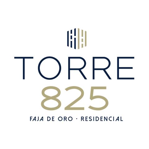 Diseño de Logotipo Torre 825 Grupo Velas Tampico