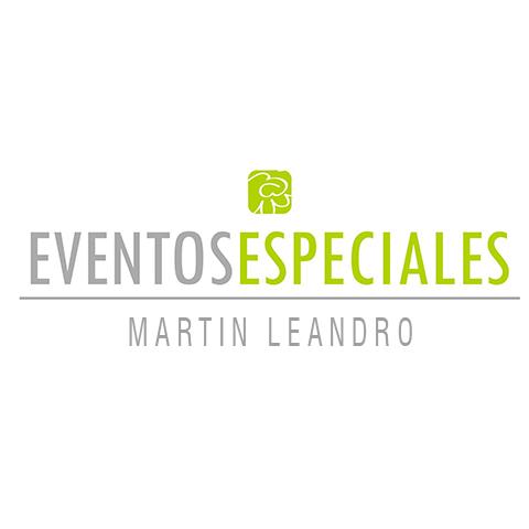 Diseño de Logotipo Eventos Especiales Floreria Martin Leandro Tampico