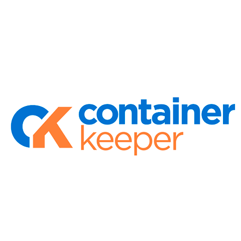 Diseño de Logotipo Industrial Termoregistrador Container Keeper