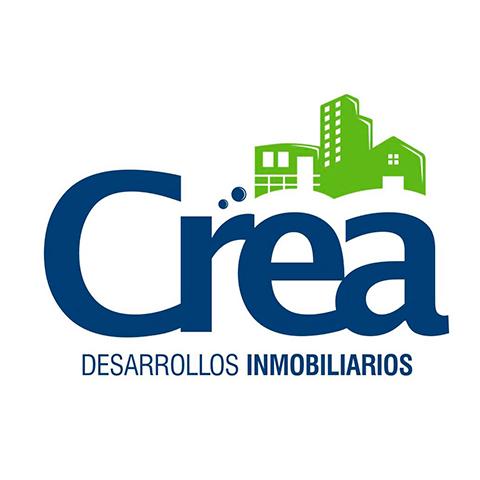 Diseño de Logotipo Inmobiliaria Crea