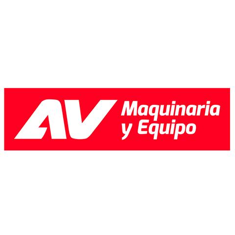 Diseño de Logotipo Maquinaria y Equipo AV Tampico