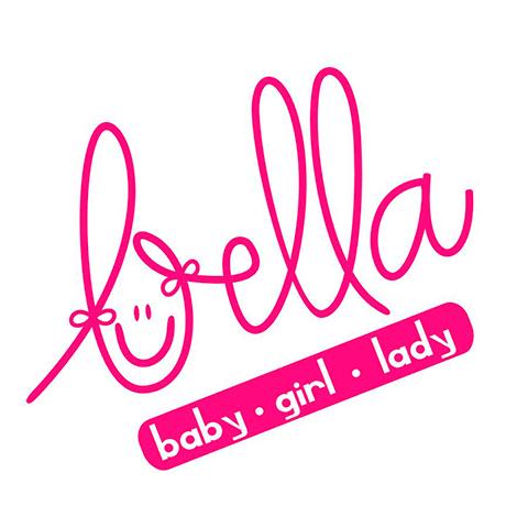 Diseño de Logotipo Marca moños y listones Bella