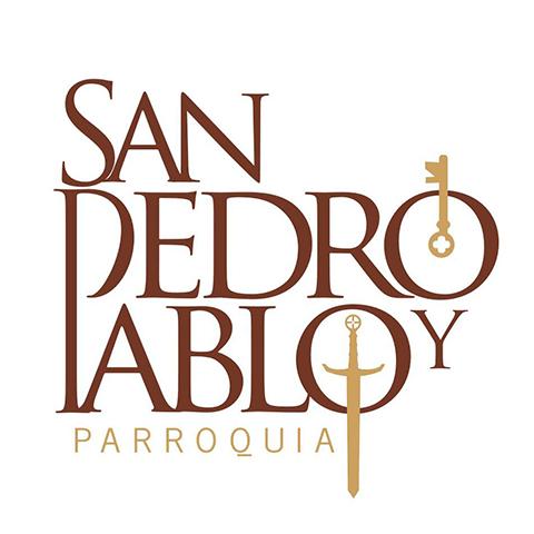 Diseño de Logotipo Parroquia San Pedro y San Pablo Tampico