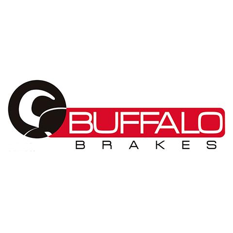 Diseño de Logotipo Refacciones Carga Pesada Buffalo Brakes