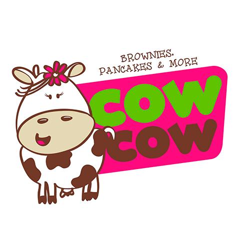 Diseño de Logotipo Repostería Brownies Cow Cow Tampico
