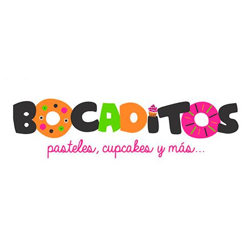 Diseño de Logotipo Repostería y Pasteles Bocaditos