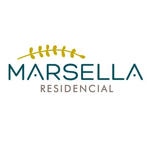 Diseño de Logotipo Residencial Marsella Grupo Velas Tampico