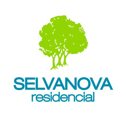 Diseño de Logotipo Residencial Selvanova Playa del Carmen