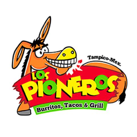 Diseño de Logotipo Restaurante Burritos Los Pioneros