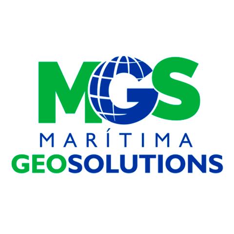 Diseño de Logotipo Servicios Maritimos MGS Maritima GeoSolutions