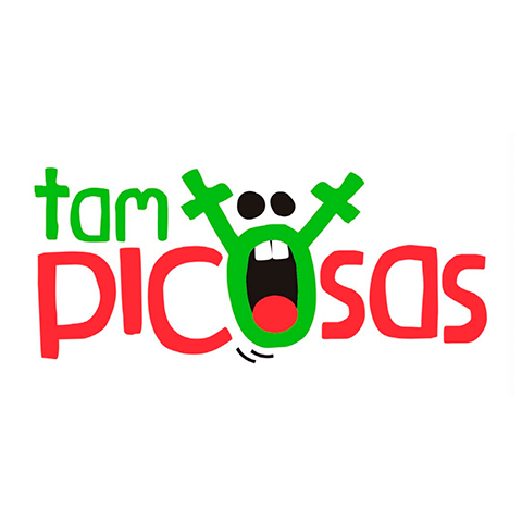 Diseño de Logotipo Snacks, frutas, botanas, Tampicosas - Lilián Féres Agencia Creativa