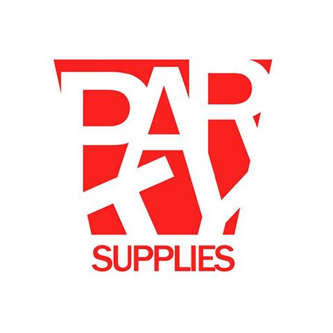 Diseño de Logotipo Tienda Artículos de Fiestas Party Supplies - Lilián Féres Agencia Creativa