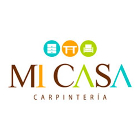 Diseño de Logotipo Carpintería Decoración Interiorismo Mi casa Tampico