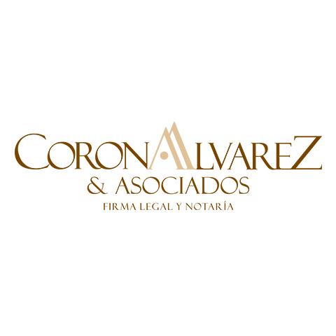 Diseño de Logotipo Firma Abogados y Notaria Corona Alvarez y Asociados Tampico