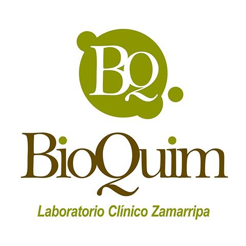 Diseño de Logotipo Laboratorio Clínico Bioquim Reynosa