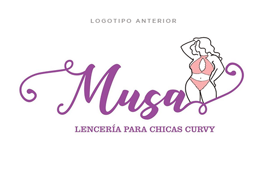 Logotipo Anterior Musa