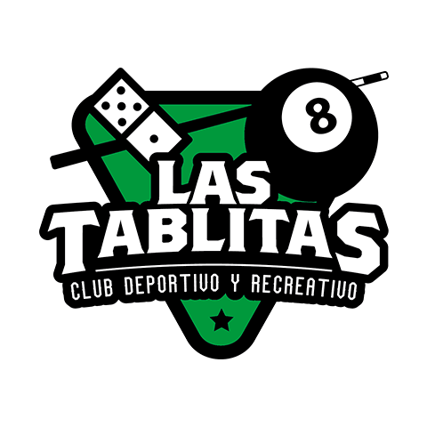 Re Diseño de Logotipo Billar Las Tablitas Tampico