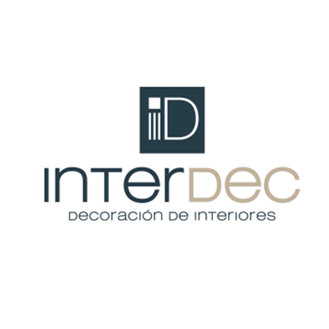 Re Diseño de Logotipo Decoración Interiores Interdec Tampico