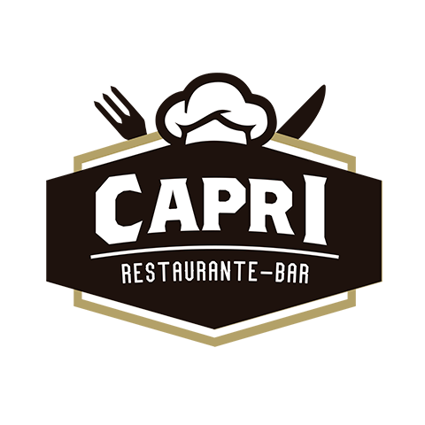 Re Diseño de Logotipo Restaurante Bar Capri Tampico