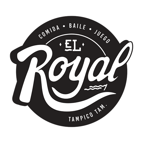 Re Diseño de logotipo restaurante bar El Royal Tampico