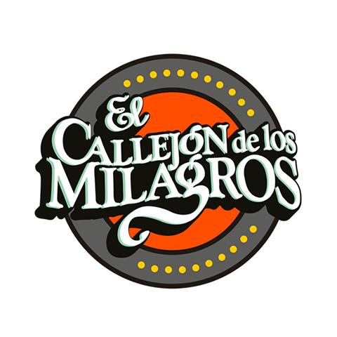 Re Diseño de Logotipo Restaurante El Callejón de Los Milagros Tampico