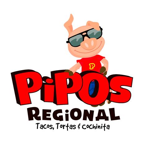 Re Diseño de Logotipo Restaurante Tacos Tortas Cochinita Tacos Pipos Tampico Madero Altamira