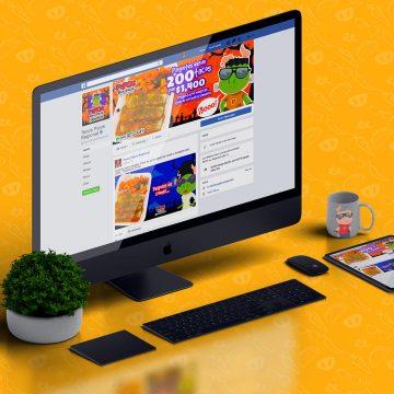 Re-diseño de logotipo, publicidad, fotografía, video, manejo de redes sociales para Tacos Pipos Regional