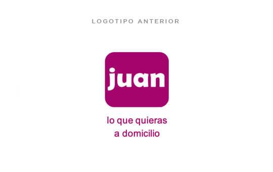 Logotipo anterior soy Juan
