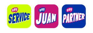 Diseño de Iconos para aplicación mobile soy Juan - Lilian Feres Agencia Creativa