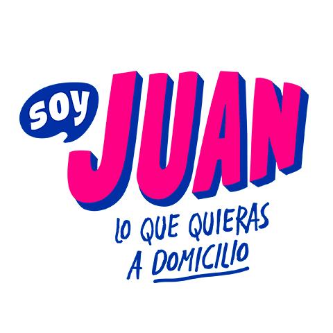 Re - Diseño de Logotipo App soy Juan - Lilián Féres Agencia Creativa