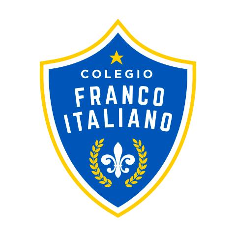 Re - Diseño de Logotipo Colegio Franco Italiano Tampico - Lilián Féres Agencia Creativa