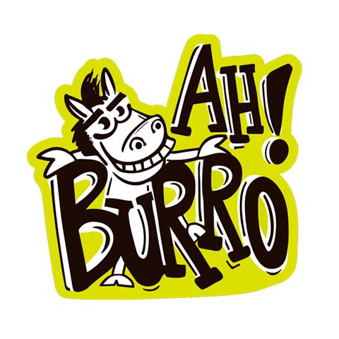 Diseño de Logotipo Food Truck Ah Burro- Lilián Féres Agencia Creativa