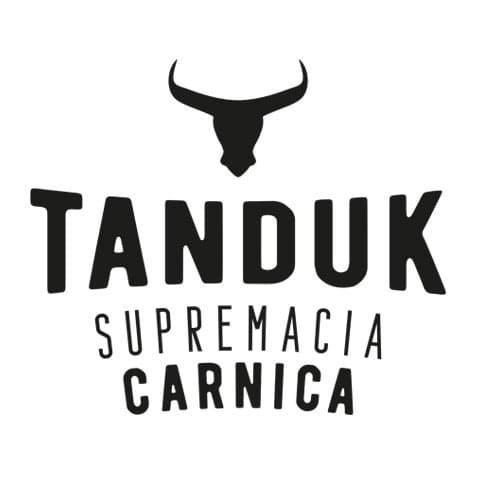 Diseño de Logotipo Carniceria Boutique Tanduk Tampico Lilián Féres Agencia Creativa
