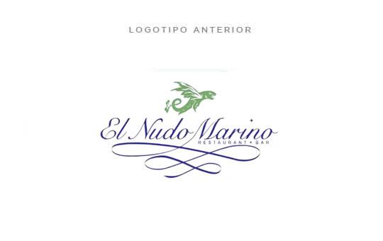 Logotipo anterior El Nudo Marino