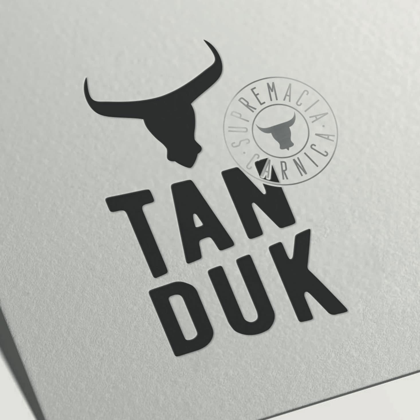 Naming, Diseño de Logotipo, Manual de Logotipo, Identidad Corporativa, Boutique Cortes de Carne Tanduk Tampico Mexico, Lilian Feres Agencia Creativa