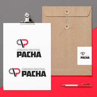 Diseño de Logotipo y Manual Básico Constructora Pacha Tampico